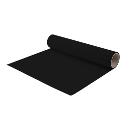 Vinilo Termotransferible Chemica AllMark Negro 30cm xM