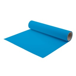 Vinilo Termico FirstMark Azul Claro 50cm xM
