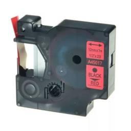 CINTA DM1 45017 12mm NEGRO/ROJO