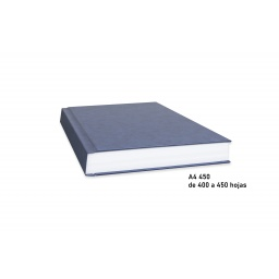 UNICOVER  HARD A4 450 (de 400 a 450 hojas)