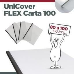 UNICOVER FLEX/PLUS CARTA 100 (Entre 80 y 100  hojas)