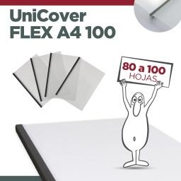 UNICOVER FLEX/PLUS A4 100 (Entre 80 y 100  hojas)