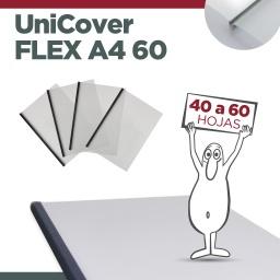 UNICOVER FLEX/PLUS A4 60 (Entre 40 y 60 hojas)