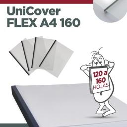 UNICOVER FLEX/PLUS A4 160 (Entre 120 y 160  hojas)