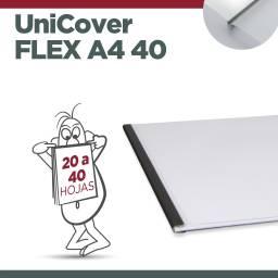 UNICOVER FLEX/PLUS A4 40 (Entre 15 y 40 hojas)