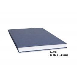 UNICOVER HARD A4 160 (entre 120 y 160 hojas)