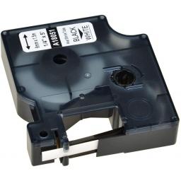 TERMOCONTRAIBLE COMPATIBLE RHINO 18051 6mmX1,5m N/B
