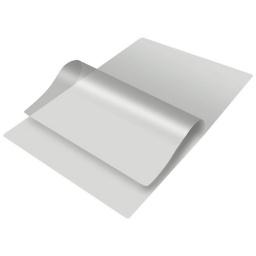 POUCH A4 216x303mm MATE 125 MIC (x100)