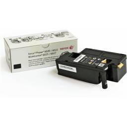TONER XEROX PAHASER 6022 / 6027 BLACK