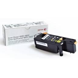 TONER XEROX PAHASER 6022  6027 YELLOW