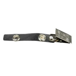 CLIPS METALICOS - PACK X 100