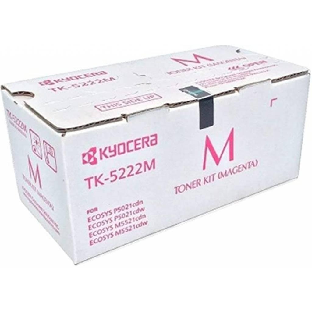 Para ser usada con tóner Kyocera TK5232M Magenta