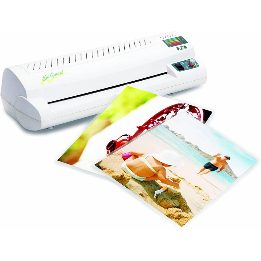 Regulación de temperatura con guía para diferentes espesores de pouches.