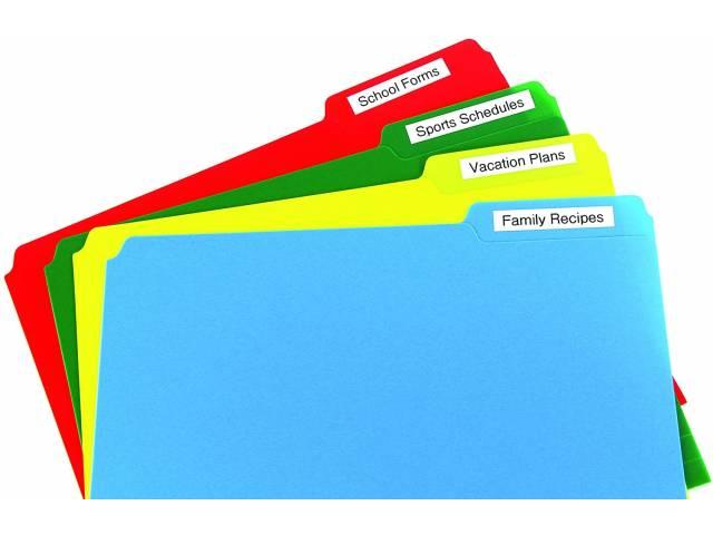 Esta rotuladora es ideal para aquellos que buscan crear etiquetas para artículos escolares