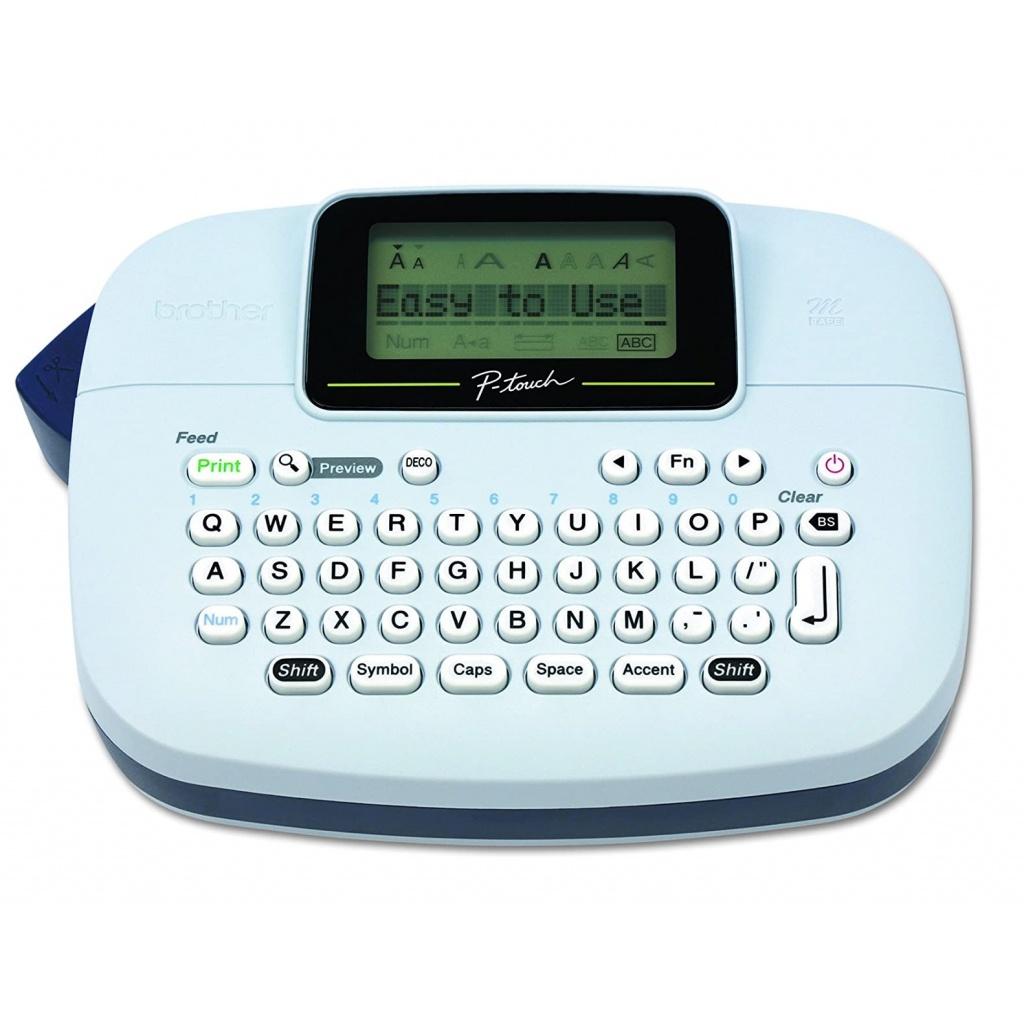Rotuladora Brother Portable PTM95