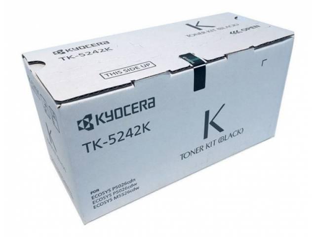 Toner negro para 5026 TK-5242K