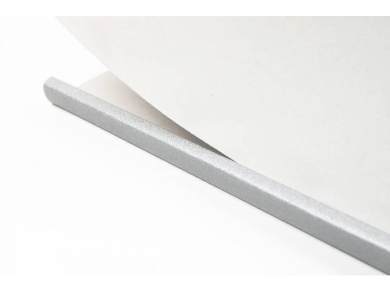 UNICOVER SPINE / STEELBACK A4 (7mm) DE 40 - 60 HOJAS