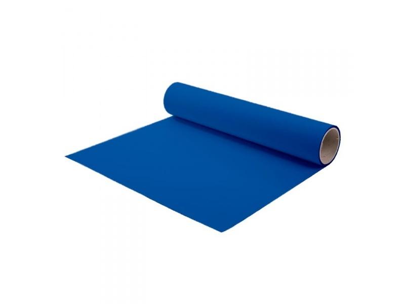 Vinilo Termico FirstMark Azul Brillante 50cm xM